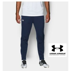 Under Armour Mens Challenger Track Pant Navy Slim Fit Tracksuit Bottoms Pants