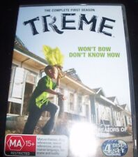 Treme HBO The Complete First Season 1 (Australia Region 4) DVD – Like New