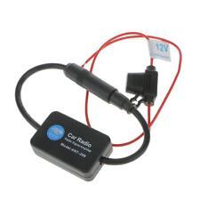 Amplificador de Señal Antena de Radio AM / FM Universal para Automóvil Coche