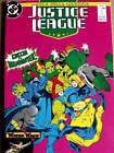 Justice League n°8 1990 ed. DC Play Press Comics [G.202]