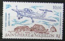 1991 SAINT PIERRE ET MIQUELON  Y & T PA  N° 70  Neuf  **