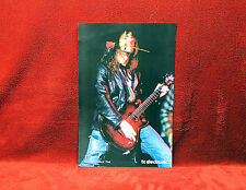 Guns N' Roses *Ron Bumblefoot Thal* TC Electronic Promo Poster<<>>ONLY ONE