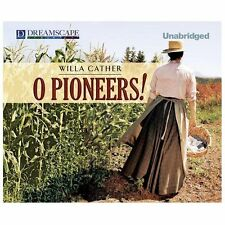 O Pioneers! by Willa Cather (2013, MP3 CD, Unabridged)