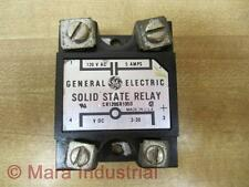 General Electric CR120SR105D Solid State Relay - Used