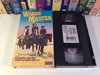 Wagon Master Rare Classic Western VHS 1950 OOP HTF Ben Johnson J. Dru John Ford
