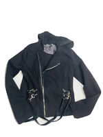 Hot Topic jacket m Mortal Instruments: City Of Bones By Tripp Clary Motozip
