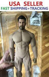 1/6 Thor Chris Hemsworth Avengers  PHICEN M35 Seamless Muscular Figure Set