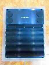 Kenwood Kac-1020 Stereo Car Amplifier Mono Old School 640 Watt Din