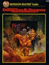 Advanced Dungeons and Dragons: The Dungeon Master's Guide by Zeb Cook (1995, Har
