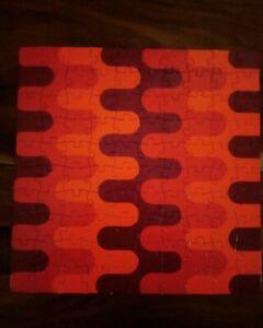 Elegant Interior Design Jigsaw Puzzle 100 Piece Retro Decor