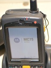 Motorola MC7506 1D 2D Hand-held Laser barcode Scanner/ Wireless Mobile computer