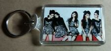 AS-IS WONDER GIRLS WONDERGIRLS BAND GROUP PHOTO BLACK PINK KEY CHAIN KEYCHAIN