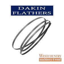 "Dakin Flathers Bandsaw Lama 88"" (2235 mm) 5/8"" di larghezza x 4TPI"