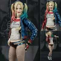 15cm Harley Quinn Harleen Quinzel Suicide Squad Action figure toys doll