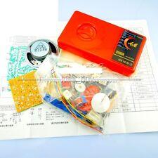 HX108-2 seven-tube input and output superheterodyne AM radio Receiver diy kit