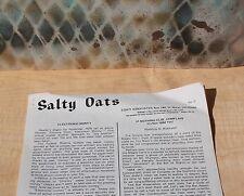 The Way Int. association with Salty Oats, No. 5 Edify Associates