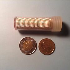 43 1968 Canadian Uncirculated Dimes  & 1996 Two & 2005 One Dollar Coins