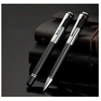 Luxury MB High Quality Metal pen Embossing Rollerball Ballpoint