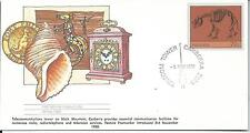 1980  Telecom Tower Canberra Special Postmark Pictor Marks PMP 58 (1)