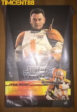 Ready! Hot Toys MMS524 STAR WARS III REVENGE OF THE SITH 1/6 COMMANDER CODY New