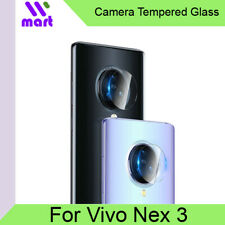 Vivo Nex 3 Camera Tempered Glass Clear Finishing Anti Scratches wmart