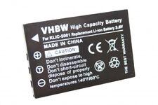 BATTERIE POUR SANYO VPC-HD2000A VPC-HD 2000 A ACCU