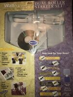 Wagner Wall Magic Dual Roller Starter Set Faux Finishes Made Easy Distressed Box