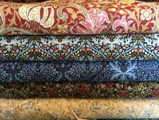 MODA William Morris 100% Cotton fabric quilting, bag making, sewing 110cm