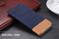 Retro Flip Leather Wallet Stand Cover Skin Case for Huawei p10 Lite P8 Lite 2017