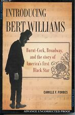 INTRODUCING BERT WILLIAMS [ RARE PROOF ] NEW UNREAD