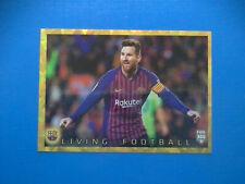Figurine Panini Fifa 365 2019-20 2020 n.106 Lionel Messi Barcelona