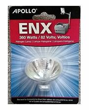 (3) Apollo ENX Projector Replacement Halogen Lamp Bulb ENX-14208 NEW