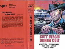 VPH Rarität : Django - Gott vergib seinem Colt (Loredana Nusciak) Stelvio Massi