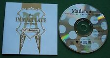 Madonna The Immaculate Collection inc Holiday / Like A Prayer + CD