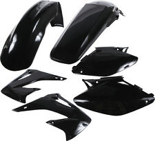 ACERBIS PLASTIC KIT (BLACK) 2070970001 Fits: Honda CR125R,CR250R