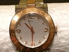 Marc by Marc Jacobs Women's MBM3194 Silver Stainless-Steel Quartz Fashion Watch