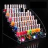 Acrylic Nail Makeup Polish Storage Organizer Rack Display Stand 2/3/4/5/6/7 Tier