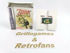 "Nintendo Gameboy Advance Spiel "" The Legend of Zelda The Minish Cap^ "" GBA | Ovp"