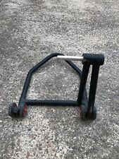 R & G Single Sided Rear Paddock Stand Left Sided