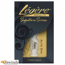 Legere Signature Alto Saxophone Series Reed, Strength 2.0