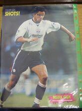 1990/2000's Autograph: Bolton Wanderers - Fish, Mark [Hand Signed Colour Magazin