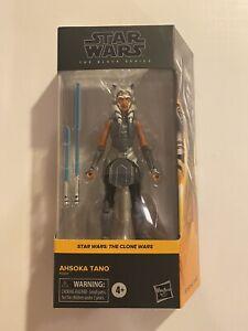 MINT Star Wars Black Series AHSOKA TANO Clone Wars Walmart Exclusive NEW IN HAND