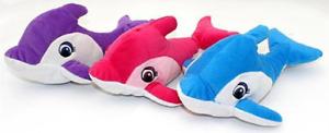 Give Away Plüsch Delfin Stofftier 3/s Maritim Plüsch