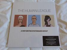 Vinyl Box Set: The Human League : Anthology A Very British Synthesizer Group 3LP