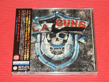 2017 JAPAN CD L.A. GUNS The Missing Peace with Bonus Track for Japan Only