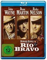 Rio Bravo (1959)[Blu-ray/NEU/OVP] John Wayne, Dean Martin, Rick (Ricky) Nelson,