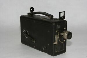 Cine Kodak Model B, 16mm Filmkamera mit Kodak Anastigmat 1,9/25mm