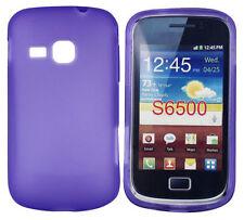 Housses et coques anti-chocs violet pour téléphone mobile et assistant personnel (PDA) Samsung