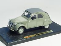 1952 Citroen CV2 2 cv 1:18 scale Maisto in metal
