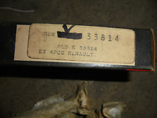 RENAULT Caravelle R8 R10 Exhaust Valve Set 1959-1971 V33814